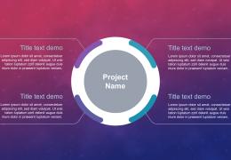 قالب پاورپوینت PowerPoint Cycle