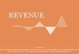 قالب پاورپوینت PowerPoint Revenue
