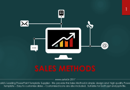 قالب پاورپوینت PowerPoint Sales