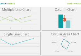 قالب پاورپوینت PowerPoint Chart