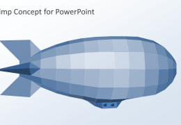 قالب پاورپوینت PowerPoint Fish
