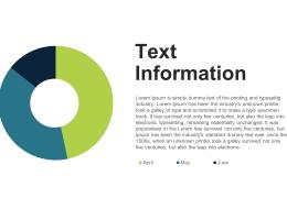 قالب پاورپوینت PowerPoint Text
