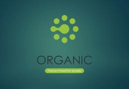 قالب پاورپوینت PowerPoint Organic