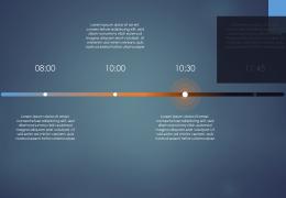 قالب پاورپوینت PowerPoint Aurora