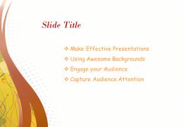 قالب پاورپوینت PowerPoint Parametric