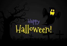 قالب پاورپوینت PowerPoint Halloween