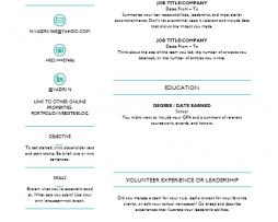 رزومه Resume 8