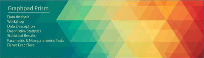 ویدئو آموزشی تحلیل توصیفی و آزمونهای پارامتری و ناپارامتری با GraphPad Prism