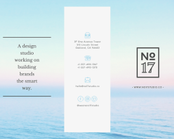 بروشور Brochure 14 Canva