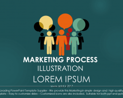 قالب پاورپوینت PowerPoint Marketing