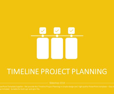 قالب پاورپوینت PowerPoint TimeLine