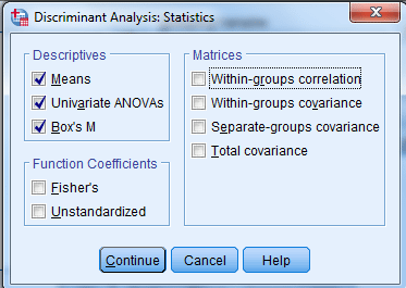 discriminant with spss 9 spss-analysis.ir