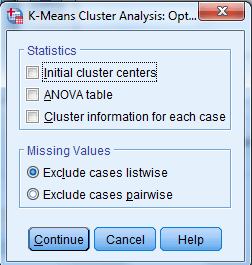 k-means cluster with spss 3 spss-analysis.ir