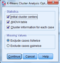 k-means cluster with spss 4 spss-analysis.ir