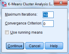 k-means cluster with spss 9 spss-analysis.ir